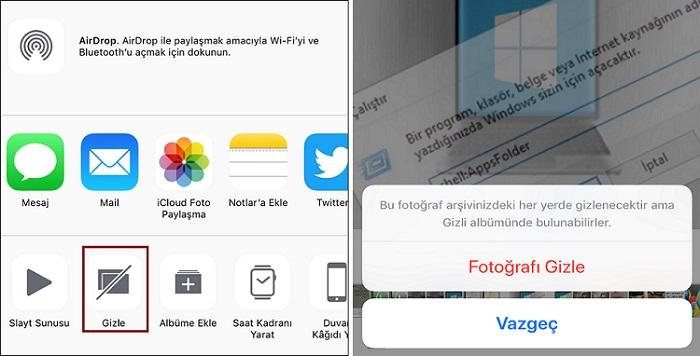 iOS-11-fotoğraflar-nasıl-gizlenir-1