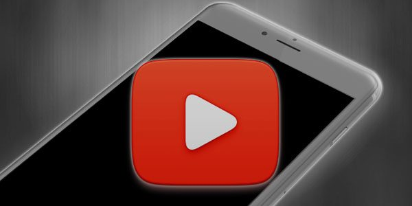 iOS-youtube-uygulamasi