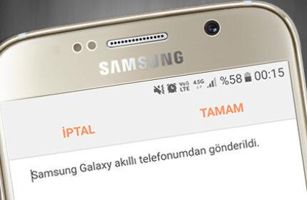 Android' de E-Posta' ya Kişisel Bilgi (İmza) Nasıl Eklenir?