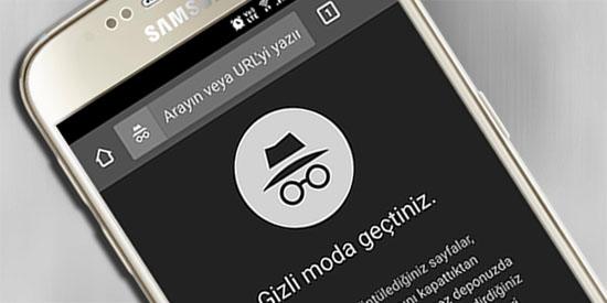 Android-Gizli-Sekme