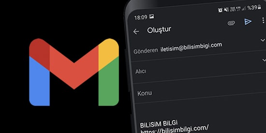 Android-Gmail-imza-Olusturma