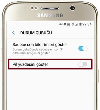 Android-Telefonlarda-Pil-Yuzdesi-Gorunmuyor-Nasil-Gosterilir-2