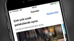 App Store' da Otomatik Oynayan Videolar Nasıl Devre Dışı Bırakılır?