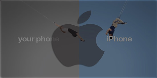 Apple-iPhone-Reklam