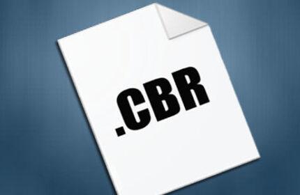 CBR Dosya Uzantısı Nedir? Nasıl Açılır?