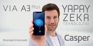 Casper-Yapay-Zeka