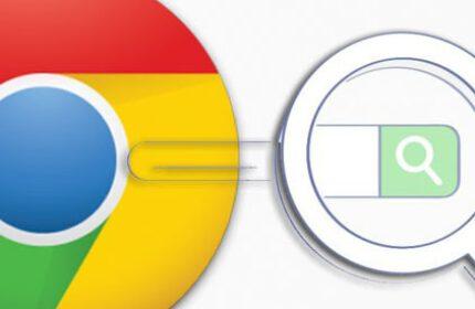 Chrome' da Arama Motorunu Değiştirme