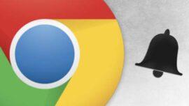 Chrome' da Bildirim Uyarılarını Tamamen Kapatma