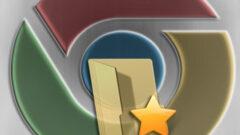 Chrome' da Favorilerin Olduğu Menü Hemen Kapanmasın!