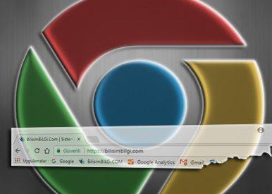Chrome-URL-Onerileri
