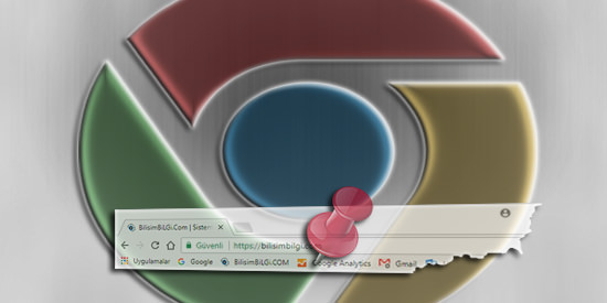 Chrome-Yer-isaretleri
