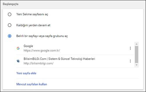 Chrome-başlangıcında-istenilen-sayfaları-otomatik-başlatma