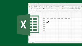 Excel' de Satırlardaki Verileri Sütunlara Dönüştürme