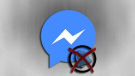 Facebook Messenger Bildirim Sesini Devre Dışı Bırakma
