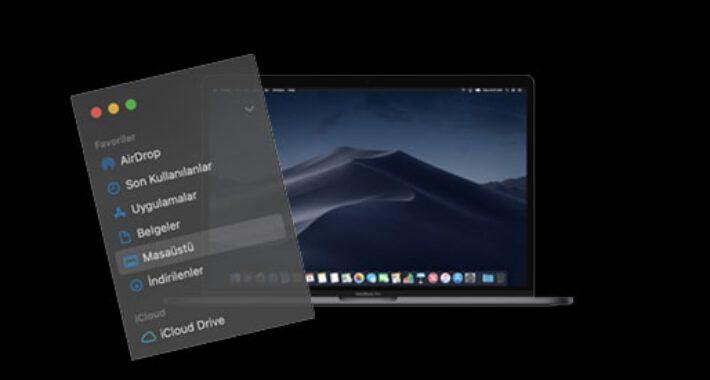 Mac Finder' da Eksik Olan Kenar Çubuğu Menüsü Nasıl Geri Getirilir?