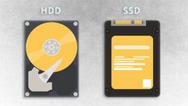 HDD ile SSD Arasındaki Farklar