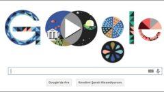 Google' dan John Venn' e Özel Doodle