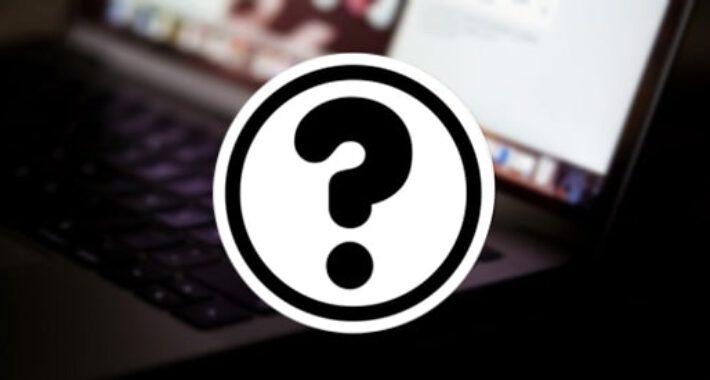 Mac' te Dosya veya Klasörü Yeniden Adlandır