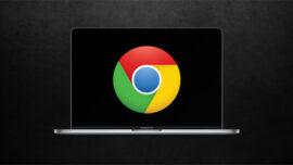 Mac' de Chrome Karanlık Modu Etkinleştirme