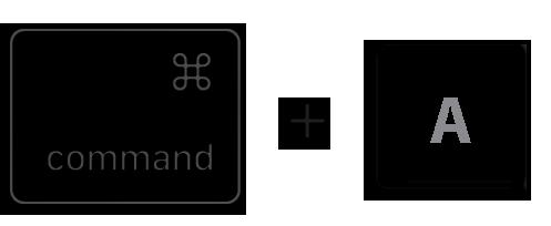 Macbook-Command-Artı-Tusu