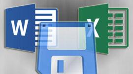 Excel ve Word' te Otomatik Kaydetme Özelliğinin Zaman Aralığını Belirleme