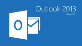 Office Outlook 2013 ile E-Posta Yedekleme
