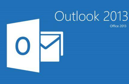 Office Outlook 2013 ile E-Posta Yedekleme