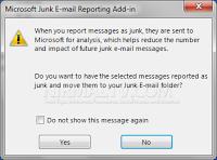 ReportingJunkEmails