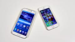 "Akıllı Telefonlardan Hızlı Olan Hangisi "" Samsung Galaxy S5 – iPhone 5S "" ( Video )"
