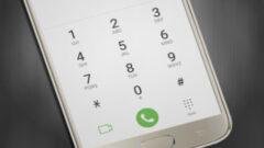 Samsung' ta Gizliden Arama Yapma