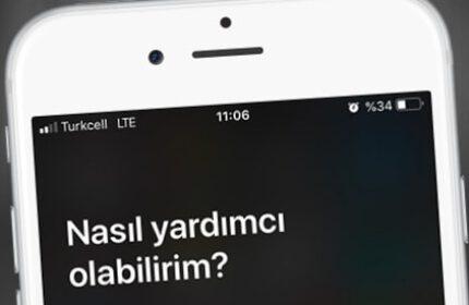 Siri ile Hoparlörlü Arama Yapma
