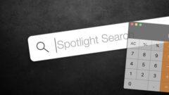 Spotlight ile Acil Hesap Makinesi Kullanımı