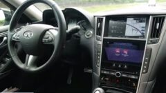 Kendi Kendine Giden Akıllı Otomobil, Infiniti Q50 !