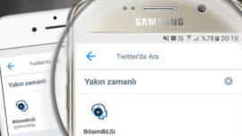 Twitter' da Arama Geçmişini Temizleme (Android – iOS)