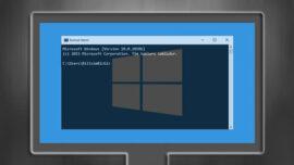 Windows 10′ da CMD Transparan Hale Nasıl Getirilir?
