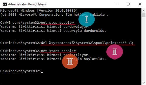 Windows-10-Yazdirma-Kuyrugu-Temizleme-1