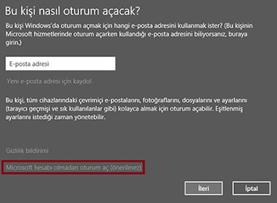 Windows-10-Yerel-Hesap-1