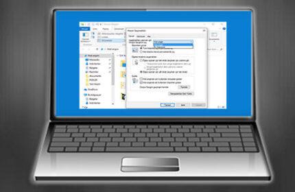 Windows 10′ da Hızlı Erişimden Bu Bilgisayar' a Geçiş Nasıl Sağlanır?