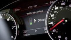 Audi' den, Çevrimiçi Trafik Işığı Bilgi Sistemi