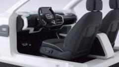 """Geleceğin Otomobili """"Audi James 2025"""""""
