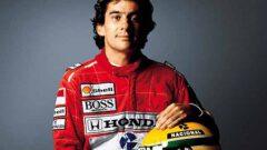 Google' dan Efsane Pilot Ayrton Senna İçin Doodle