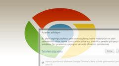 Chrome Tarayıcı Ayarları Nasıl Sıfırlanır?