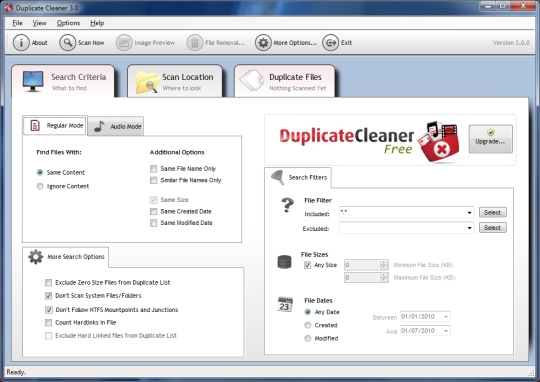 duplicate-cleaner