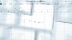 Excel' de Enter Tuşu ile Hücrenin Seçim Yönü Nasıl Değiştirilir?