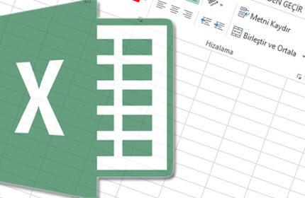 Excel' de Negatif (-) Değerler Pozitif (+) Hale Nasıl Getirilir?