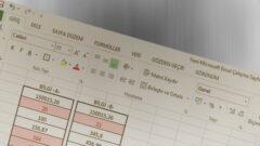 Excel' de Yinelenen Değerler Nasıl Bulunur?