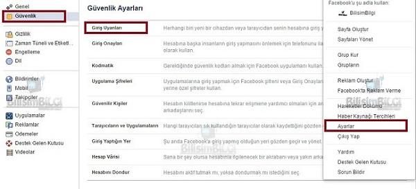 facebook-giris-uyarilari