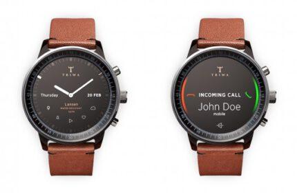 Gerçek Bir Akıllı Saat Tasarımı, Gábor Balogh' dan