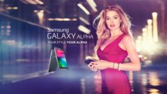Galaxy Alpha' ya Mankenli Reklam Filmi