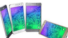 Samsung Galaxy Alpha Tanıtıldı !